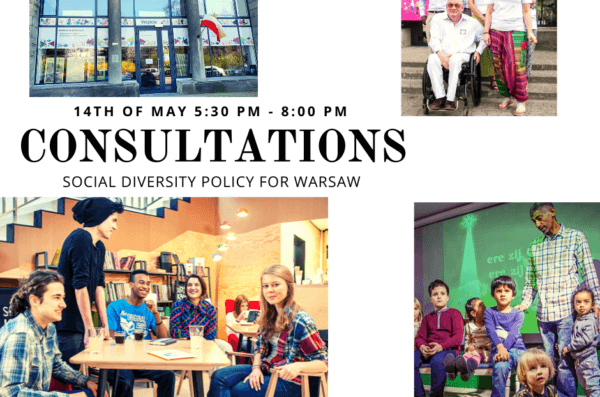 diversity consultations poster